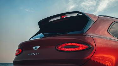 Bentley Bentayga S – rear lights
