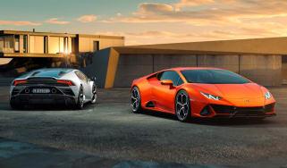 Lamborghini Huracan EVO edit