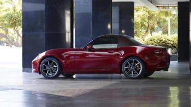 2018 Mazda MX-5 update