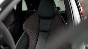 Abt tuned Audi RS3 seats