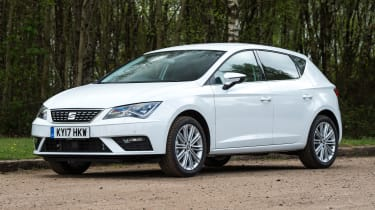 SEAT Leon - 2017 front static