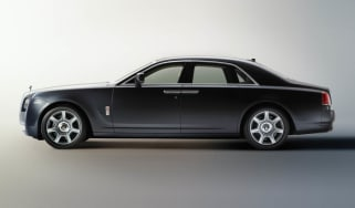Rolls Royce 200EX Saloon