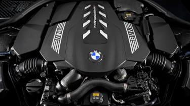 BMW M850i revealed - engine