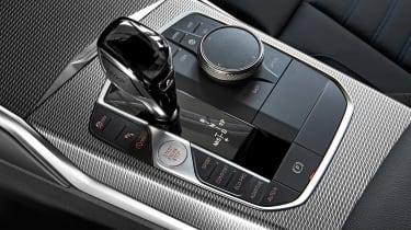 BMW 3-series G20 revealed - M Sport interior
