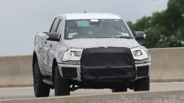 Ford Ranger Raptor spy -