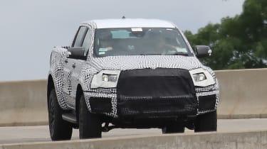 Ford Ranger Raptor spy -