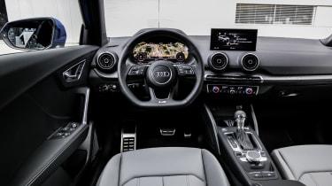 Audi Q2 - press interior
