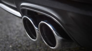 BMW M2 - exhaust
