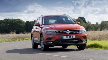 Volkswagen Tiguan – Front