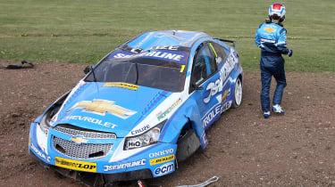 British Touring Car Championship Round 2: Donington