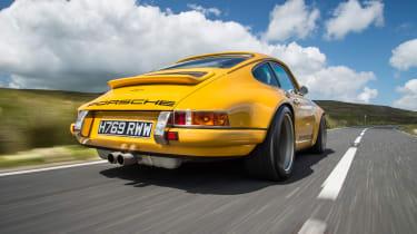 Singer Porsche rear
