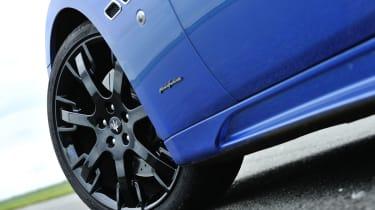 Maserati GranTurismo Sport v Mercedes CLS 63 AMG, BMW M6, Aston Martin DB9 and Bentley Continental GT Speed