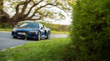 Audi R8 Performance – front