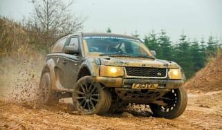 Bowler EXR S off road slide mud