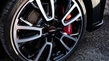 2021 Mini JCW revealed - wheels