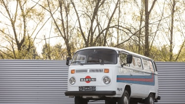 Bonhams Spa Classic - Volkswagen Transporter