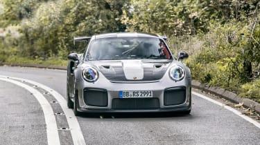 Porsche 911 GT2 RS - nose