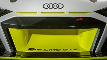 Audi R8 LMS GT2 front