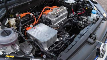 Volkswagen e-Golf - engine