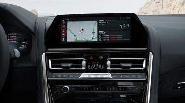 BMW M8 Competition - dahs
