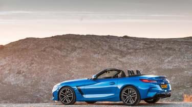 BMW Z4 20i - rear quarter