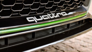 Audi RS5 – grille