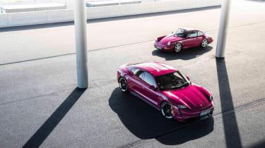 2022 Porsche Taycan – pair