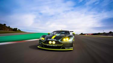 WEC 2017 - Aston Martin V8 GTE front 4