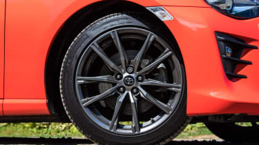 Toyota GT86 - wheel