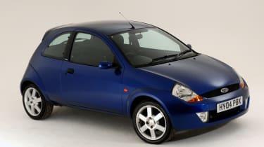 Ford SportKa – side