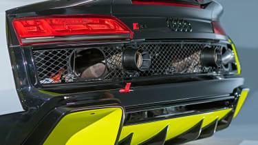 Audi R8 LMS GT2 rear