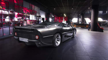 Jaguar XJ220 tuned by Overdrive AD