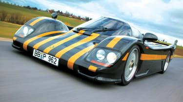 A-Z Supercars: Dauer Porsche 962 LM