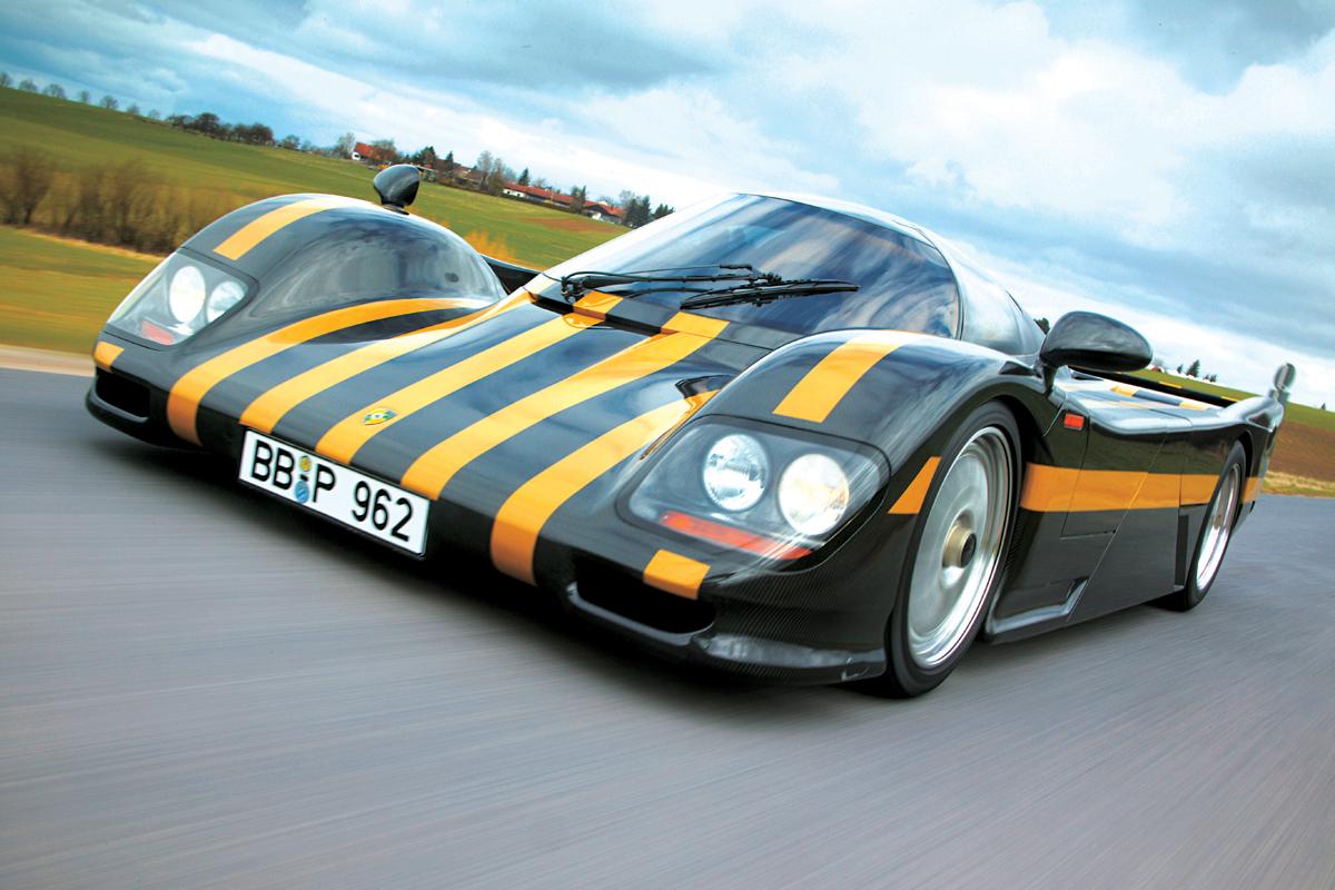 A-Z Supercars: Dauer Porsche 962 LM | evo