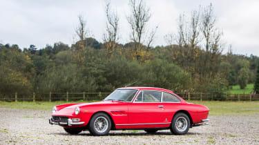 Ferrari 330 GT Bonhams front