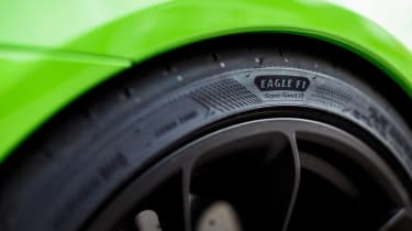 Goodyear Eagle F1 SuperSport GT3 RS