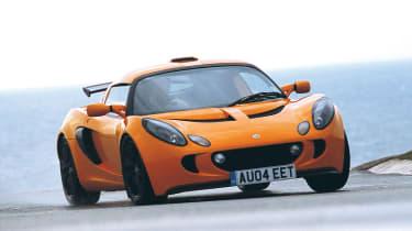 Lotus Exige S2 Anglesea track