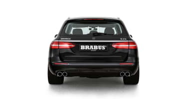 Brabus kits for Mercedes E-Class Estate boot