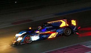Alpine No36 Le Mans prototype racing car