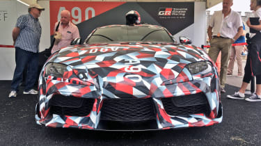 Toyota Supra Goodwood