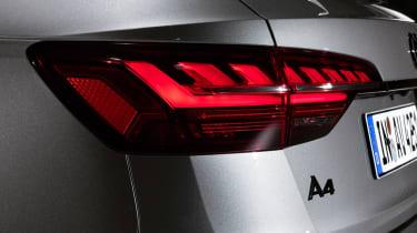 Audi A4 avant - rear lights