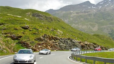 evo's 2013 tours - Wales, Alps and America