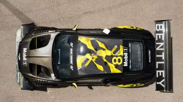 Bentley Continental GT3 Pikes Peak – on loc roof