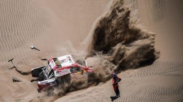 Toyota GAZOO Racing Hilux Dakar – Al-Attiyah