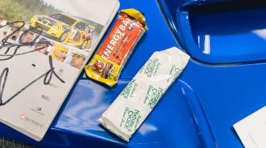Subaru Impreza S6 WRC – bars