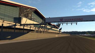 Gran Turismo 6 screenshot Silverstone wing