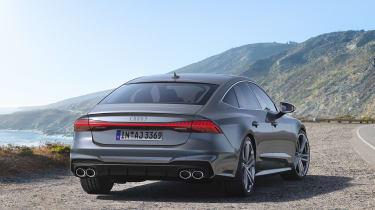 Audi S7 2019 - rear
