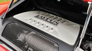 Lotus Evora S Sports Racer supercharged V6 Toyota engine