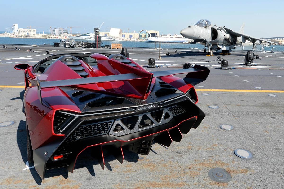 Lamborghini Veneno Roadster Specs Price And Pictures Evo