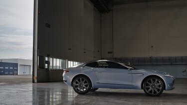 Aston Martin DBX concept - 2017 side